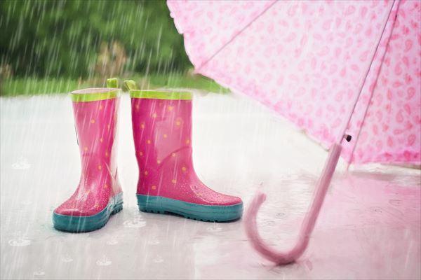 子どもの雨具