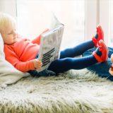 親子の温かい時間を。絵本の読み聞かせに期待できる効果4つ